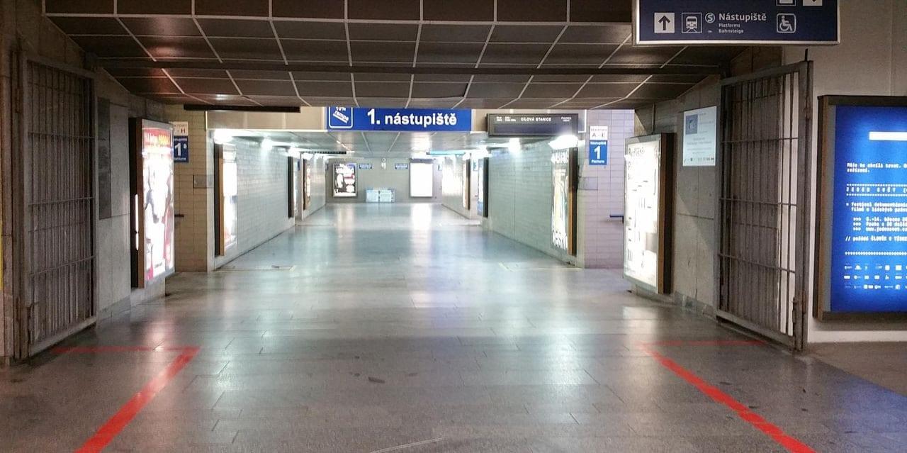 Nádraží Praha-Holešovice
