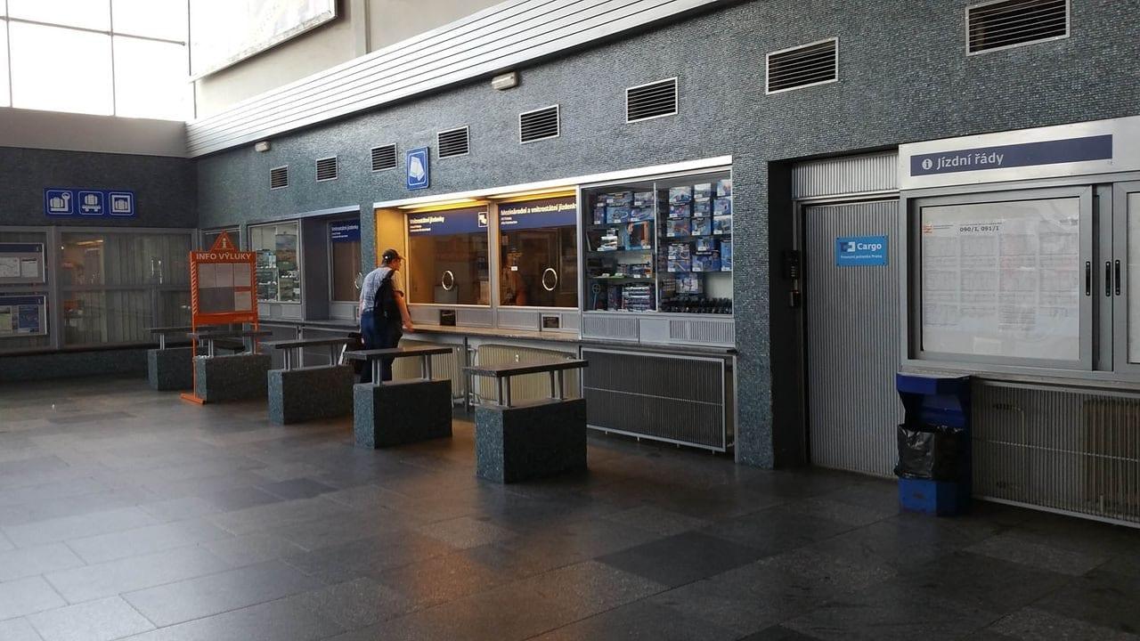 Nádraží Praha-Libeň