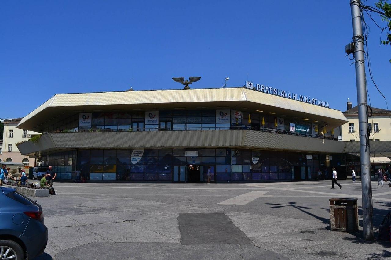 Nádraží Bratislava-hlavná stanica