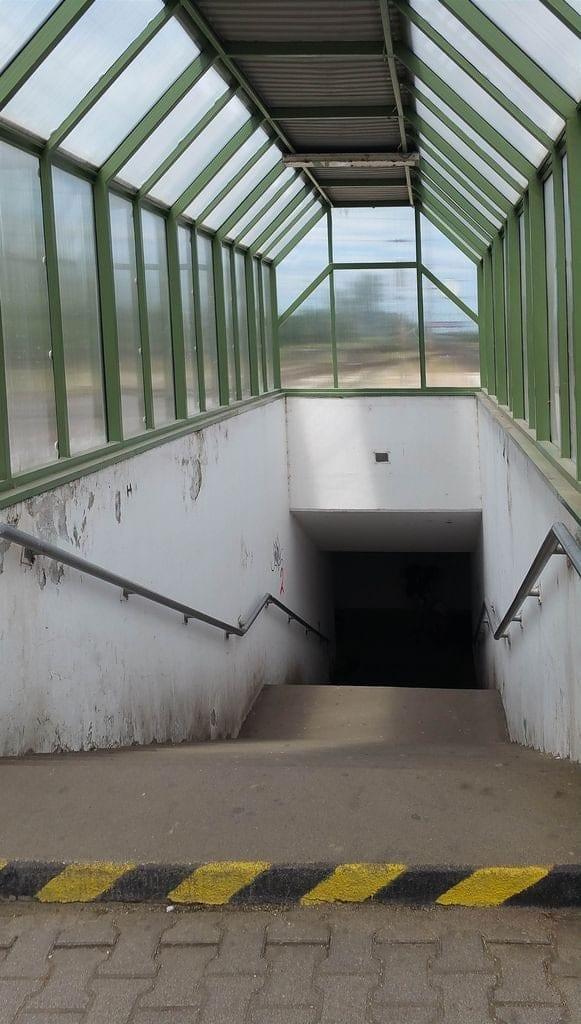 Podchod Mosonmagyaróvár