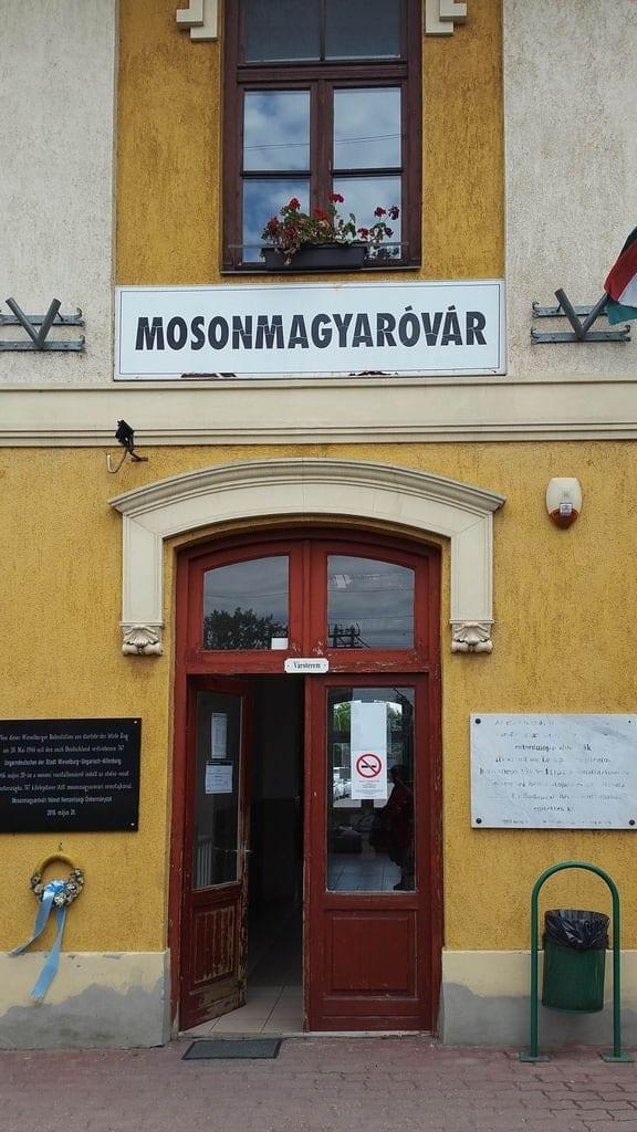 Nádraží Mosonmagyaróvár