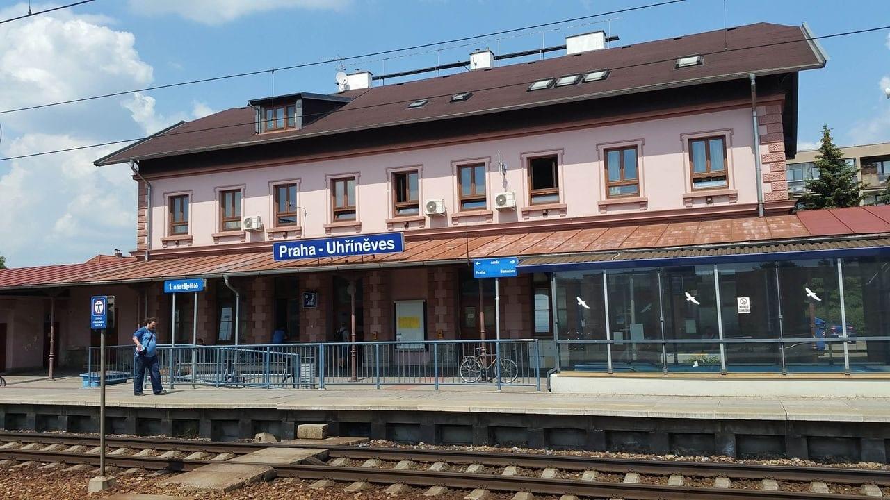 Nádraží Praha-Uhřiněves