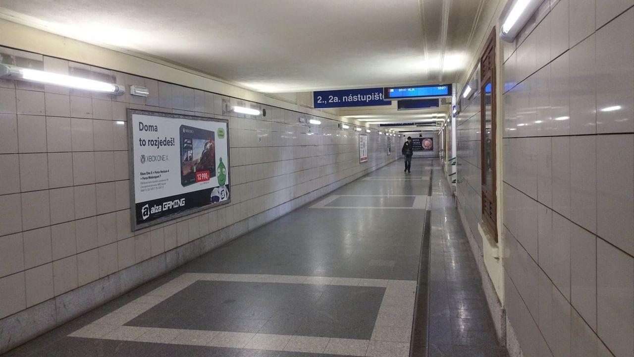 Podchod České Budějovice