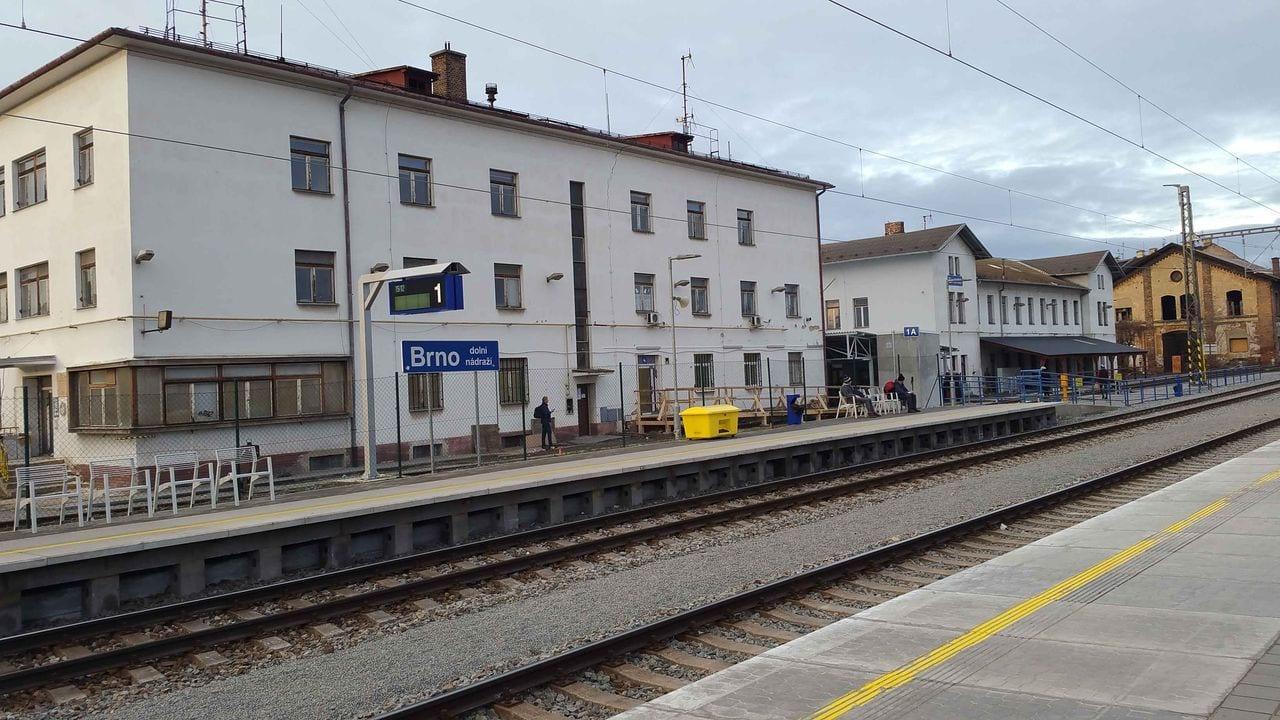 Brno - Dolní nádraží