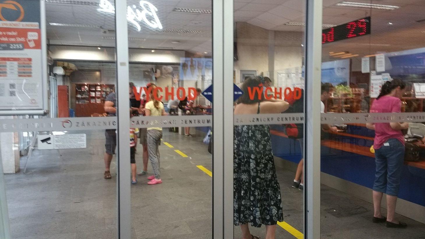 Zákaznické centrum v Košicích