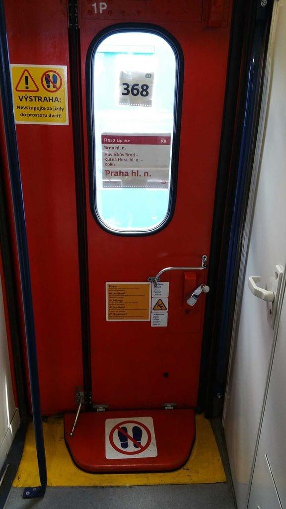 Dveře vozu Bee 273