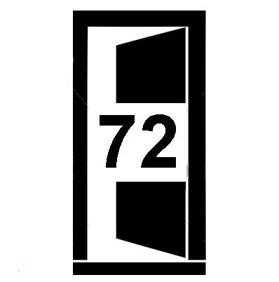 Vnější dveře vozu šířky 72 cm
