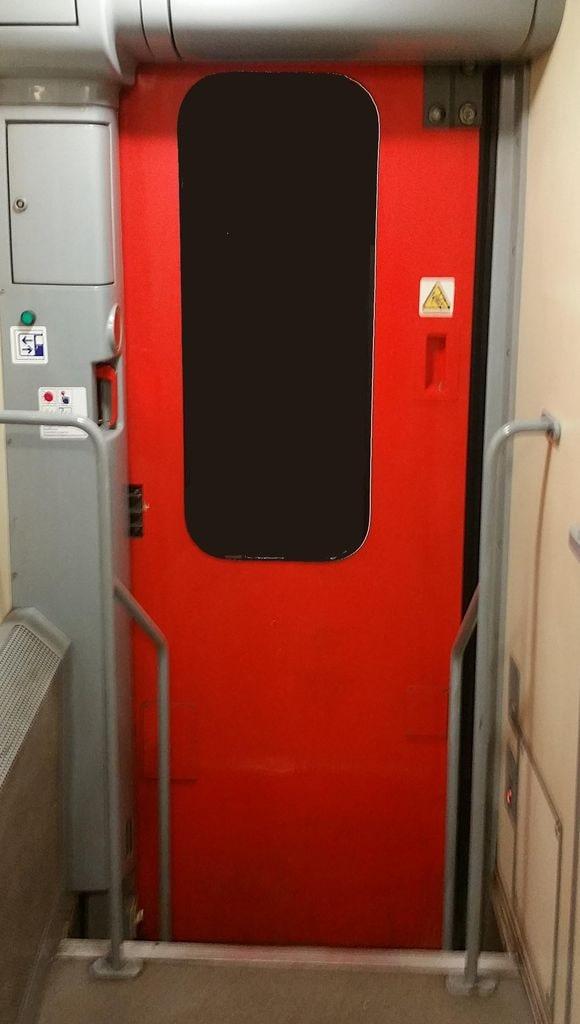 Dveře vozu 854