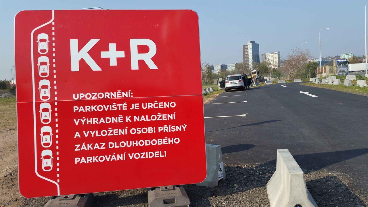 Kde zaparkovat u Dolního nádraží v Brně