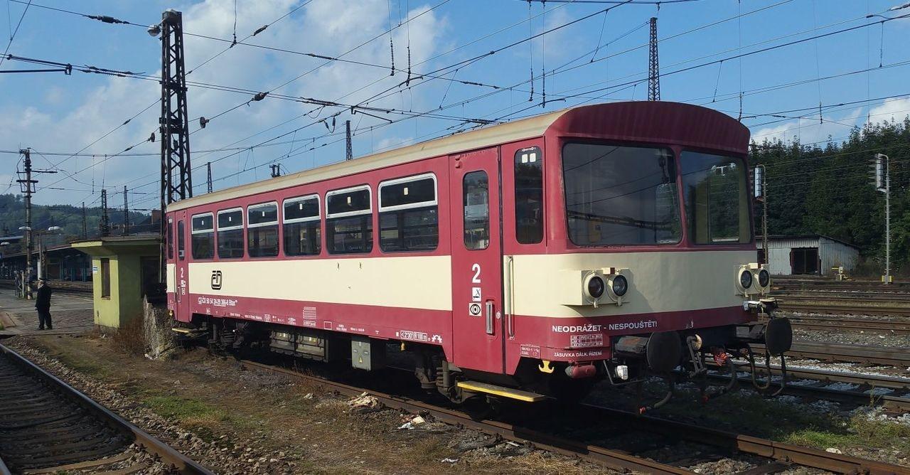 Vůz Btax 780