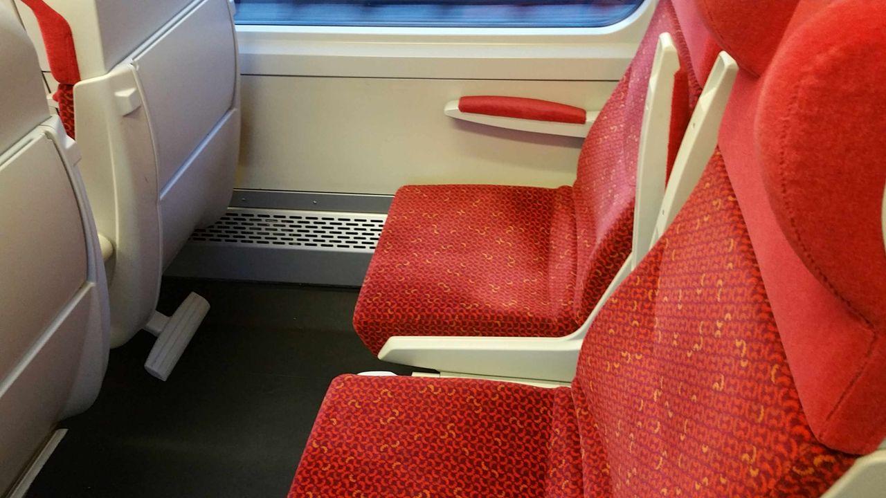 1.třída ve voze 662 InterPanter