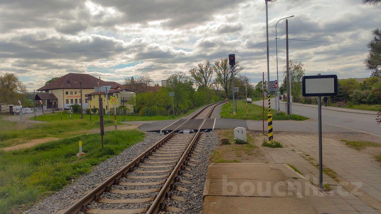 Nádraží Ivančice město