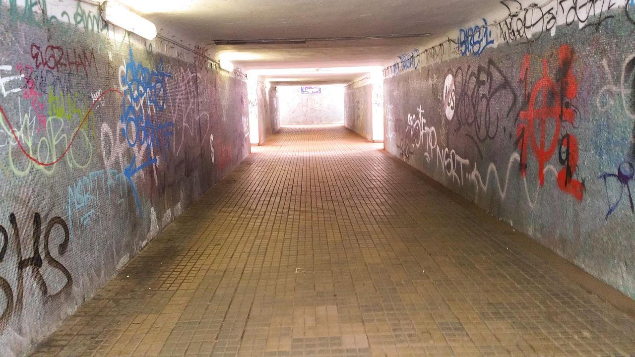 Praha Vršovice podchod
