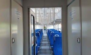 Ve vlaku na záchod Bdt 280