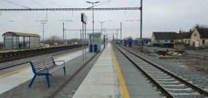 Šakvice nádraží