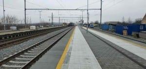 Jak vypadá nádraží v Šakvicícíh