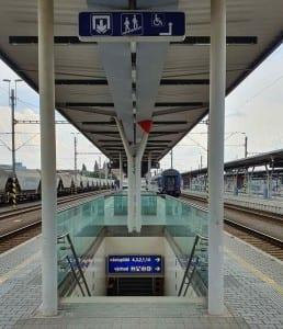 Kudy na vlak Olomouc