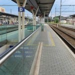 4.nástupiště v Olomouci