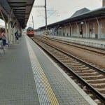 Vlakem do Olomouce