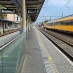2.nástupiště v Olomouci