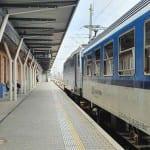 Olomouc - hlavní nádraží