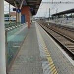 Olomouc hlavní nádraží - 3.nástupiště