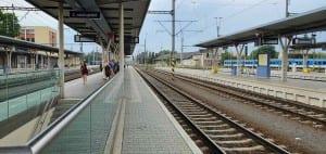 Kudy v Olomouci na vlak