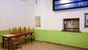 Pokladny na nádraží v Lichkově