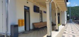 Nedvědické nádraží