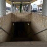 Praha-Smíchov nástupiště