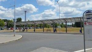 Frýdek-Místek autobusové nádraží