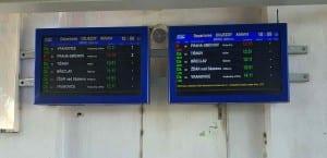 Jak se vyznat na nádraží Brno
