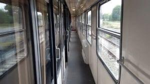 Ulička ve voze B249