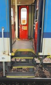 Dveře vozu B 249