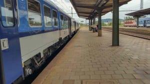 Tišnov, 2.nástupiště