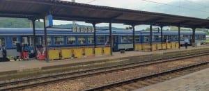 3.nástupiště v Tišnově
