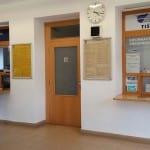 Tišnov nádraží - train station Tišnov