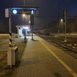 2.nástupiště v Ústí nad Orlici