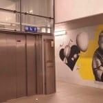 Podchod na nádraží v Ústí nad Orlici
