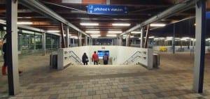 Jak na nádraží v Ústí nad Orlici
