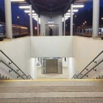 Train station Usti nad Orlici