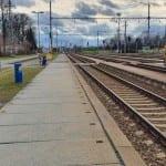 Train station Vyškov na Moravě