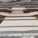 Přecházení kolejí ve Vyškově na Moravě