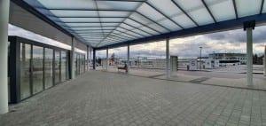 Bus station Vyskov na Morave