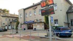Vyškov na Moravě - nádraží