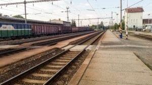 Pohled směr Přerov / Olomouc