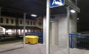 Výtah Dolní nádraží