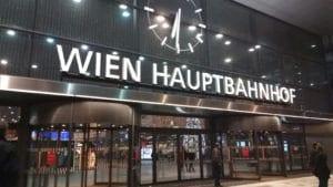 Wien hbf