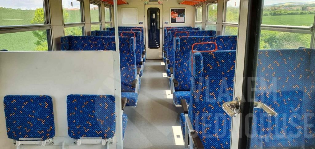 Ulička vozu 060