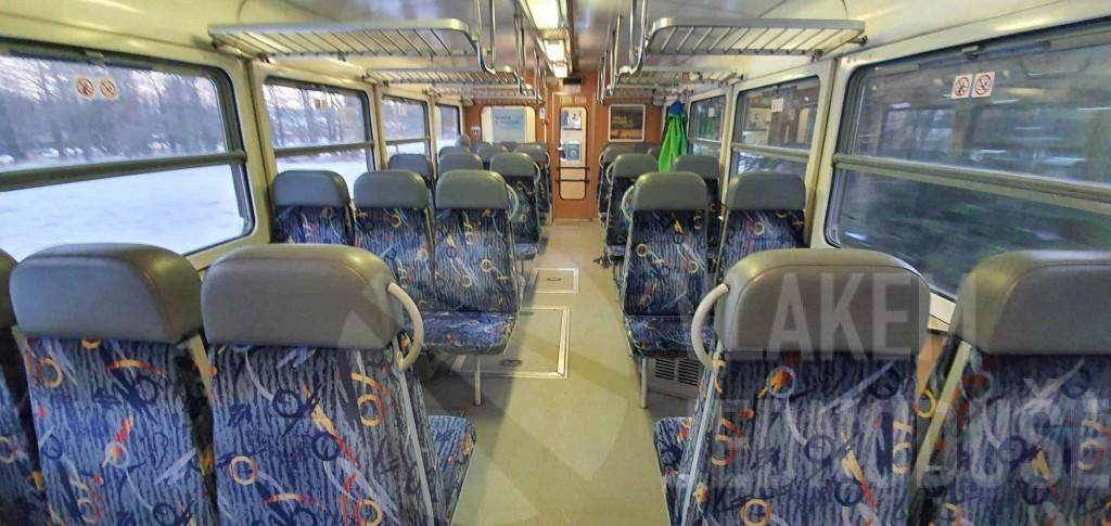 Ulička vozu 809